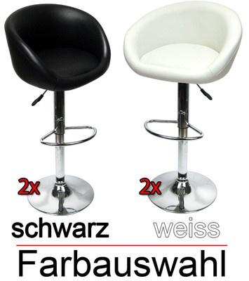 77 Weiß Nicht Auf Lager 2x Design Barhocker Bar Hocker Stuhl Barstuhl  Tresen M3 Mit Lehne
