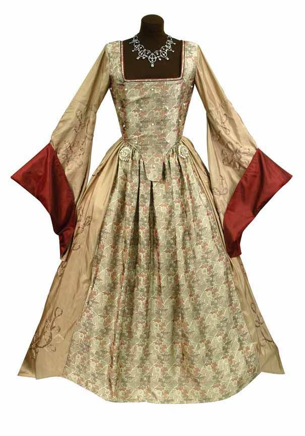 72 best images about tudor style on pinterest pink gowns for Tudor style wedding dress