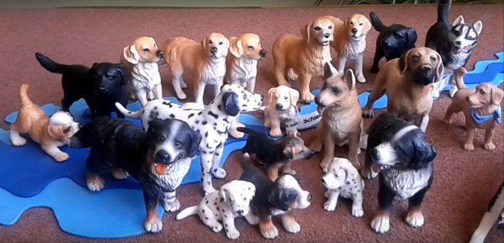 Otro de mis videos, aquí con ustedes compartiendo mi colección de juguetes, en esta ocasión todos mis perritos que tengo.  Espero sus comentarios.