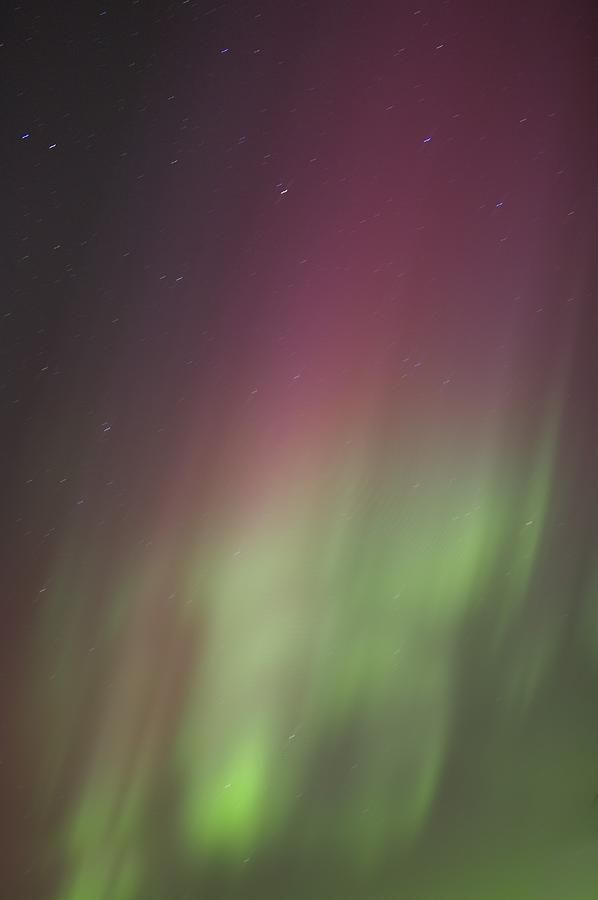✯ Northern Lights, Edmonton, Alberta, Canada