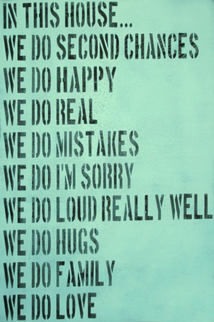 We do loud really well.