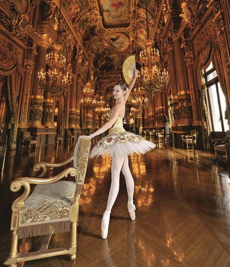 Étoile of Paris Opera Ballet, Laetitia Pujol