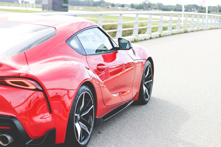 Comeback from a legend tested: the Toyota GR Supra