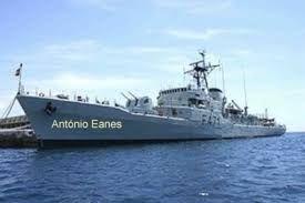barcos de guerra portugueses
