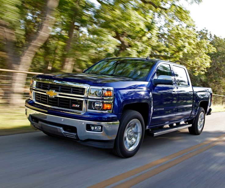 2017 Chevy Silverado 1500 Colors