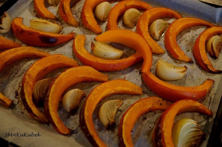SMAKuKubek: Dynia pieczona #dynia #vegetarian #food #healthy #snack