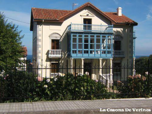 La casona de verines pendueles llanes asturias espa a - Bodegas en sotanos de casas ...
