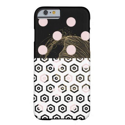 IPhone 6 Case, Pattern&Dots - Theracreativa Lounge on Zazzle