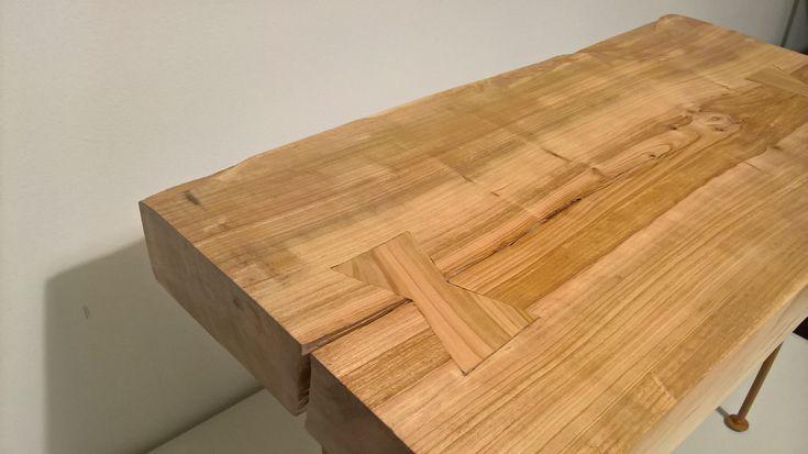 table cherry wood
