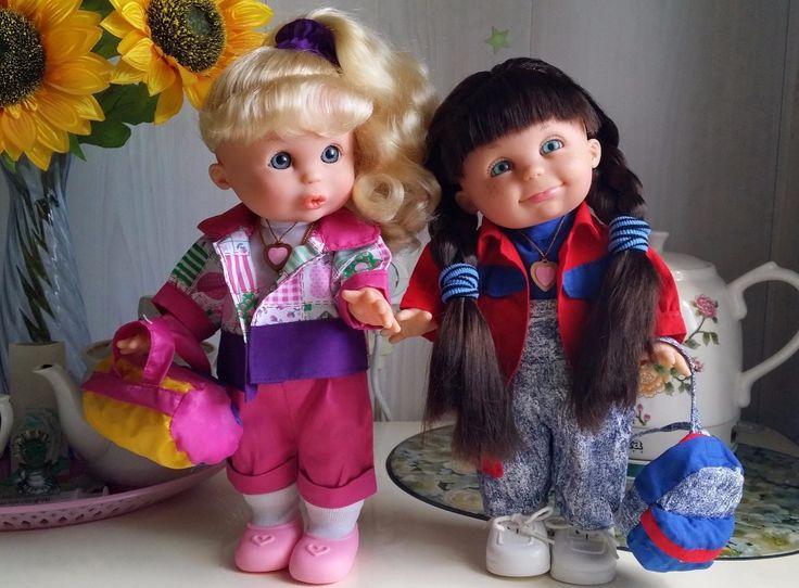 забавные куколки Angel FACE,