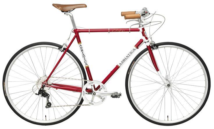 Nuevo modelo para el 2015, #Adriatica 1946. Un modelo muy clásico...   http://www.avantum.info/adriatica/bicicletas-clasicas/adriatica-1946-bicicleta-clasica-vintage.html