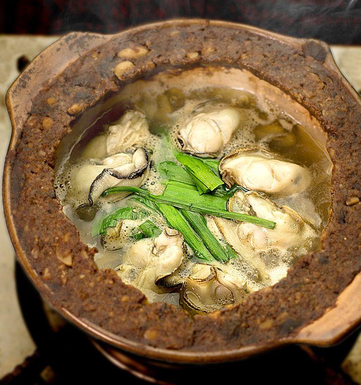 牡蠣の土手鍋 | レシピサイトぷちぐる