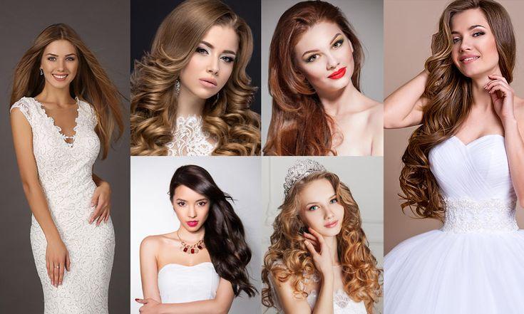 Acconciature sposa capelli sciolti: Foto e idee - http://www.beautydea.it/acconciature-sposa-capelli-sciolti-foto/ - Capelli sciolti nel giorno delle nozze. Le migliori acconciature per le spose che preferiscono puntare su una pettinatura naturale ed essenziale.