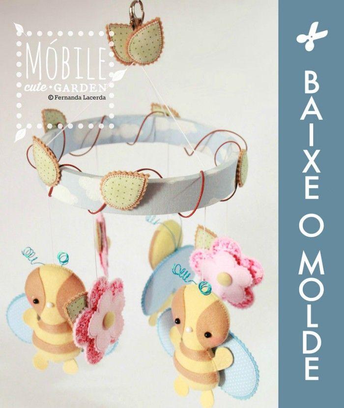 móbile_cute-garden- Fernanda Lacerda