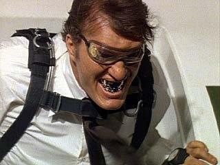 Jaws in James Bond movies (Richard Kiel)