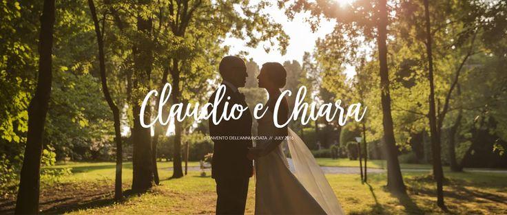 Claudio+Chiara // Romantic wedding in Italy / July 2016 on Vimeo