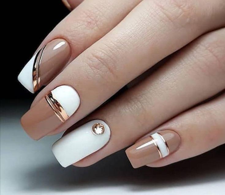 Demasiado hermosas uñas desnudas😍
