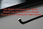 Apple MacBook Pro Retina 13″ A1502 Late 2013/Mid 2014 Retina Display Full LCD LED Display Screen Assembly Repair Part 661-8153