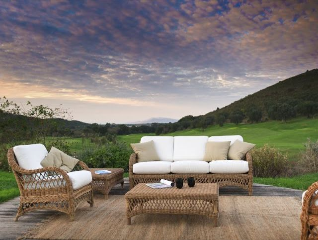 donneinpink magazine: Idee per arredare giardini e terrazzi risparmiando...