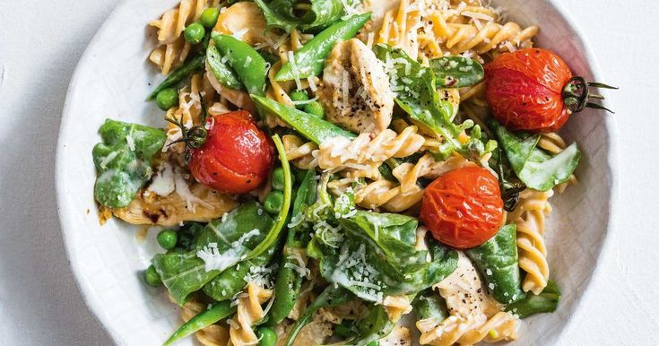 Indulged a little too much at Easter? Try one of these healthy low-calorie dinners to get you back on the good-for-you wagon.