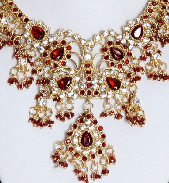 Image detail for -Wedding Indian jewelry Set. : Salwar Suits, - Buy Indian Salwar Suits ...