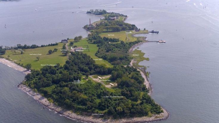 Hart Island in urgent need of repairs, human remains exposed, advocates say