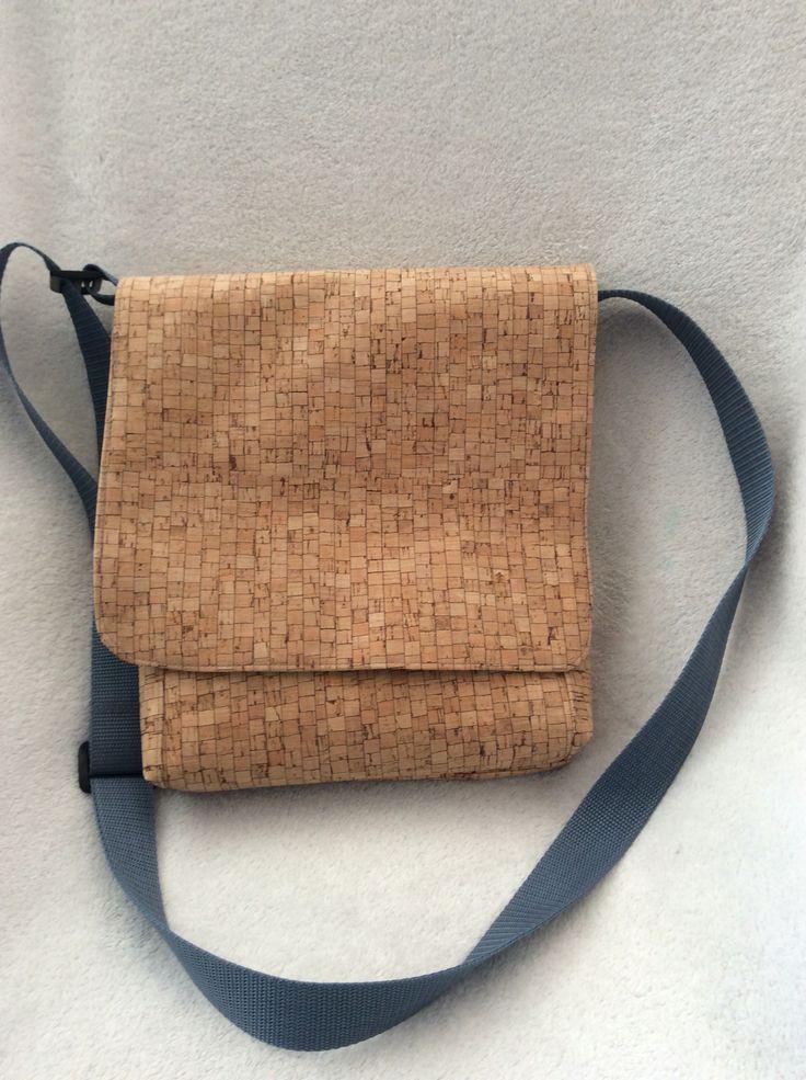 Handtasche aus Kork von sechSZuhaus