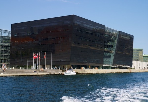 The Black Diamond - extension of the Royal Library...this must be on your list to visit...amazing architecture...