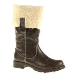 Women's Jenny by ara Opal 68306 Brown Leather | Overstock™ Shopping - Great Deals on Jenny by ara Boots
