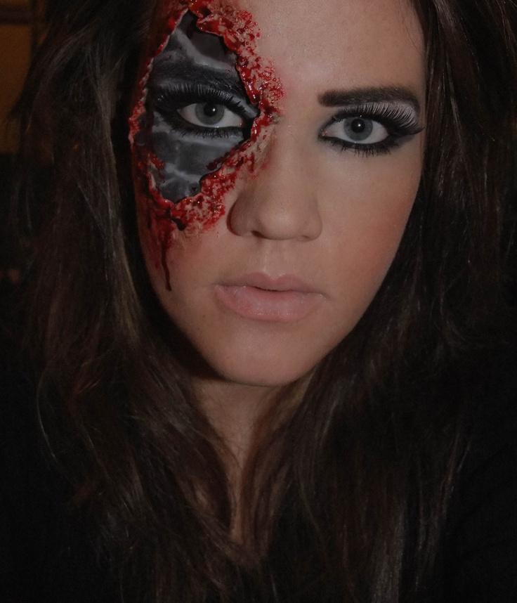 Unwearable Yet Brilliant Make-up