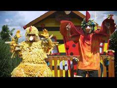 Smejko a Tanculienka - Kačací tanec - YouTube