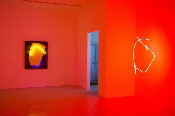 Large or Small, Gun Gordillo's Neon Sculptures Buzz with Delight