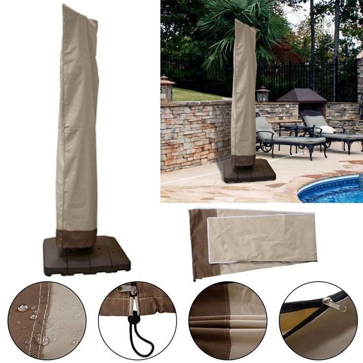 (USA Warehouse) Waterproof Outdoor Patio Offset Umbrella Cover Fit 6 to 11Ft Weather Protection -/PT# HF983-1754363504. Purchased from: villagehead. Hi, if you have any commercial or product issues, just contact us, we will resolve problems quickly. but please tell us which product, thank you so much. (USA Warehouse) Waterproof Outdoor Patio Offset Umbrella Cover Fit 6 to 11Ft Weather Protection -/PT# HF983-1754363504.