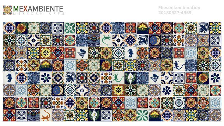 69 best Mexikanische Fliesen images on Pinterest