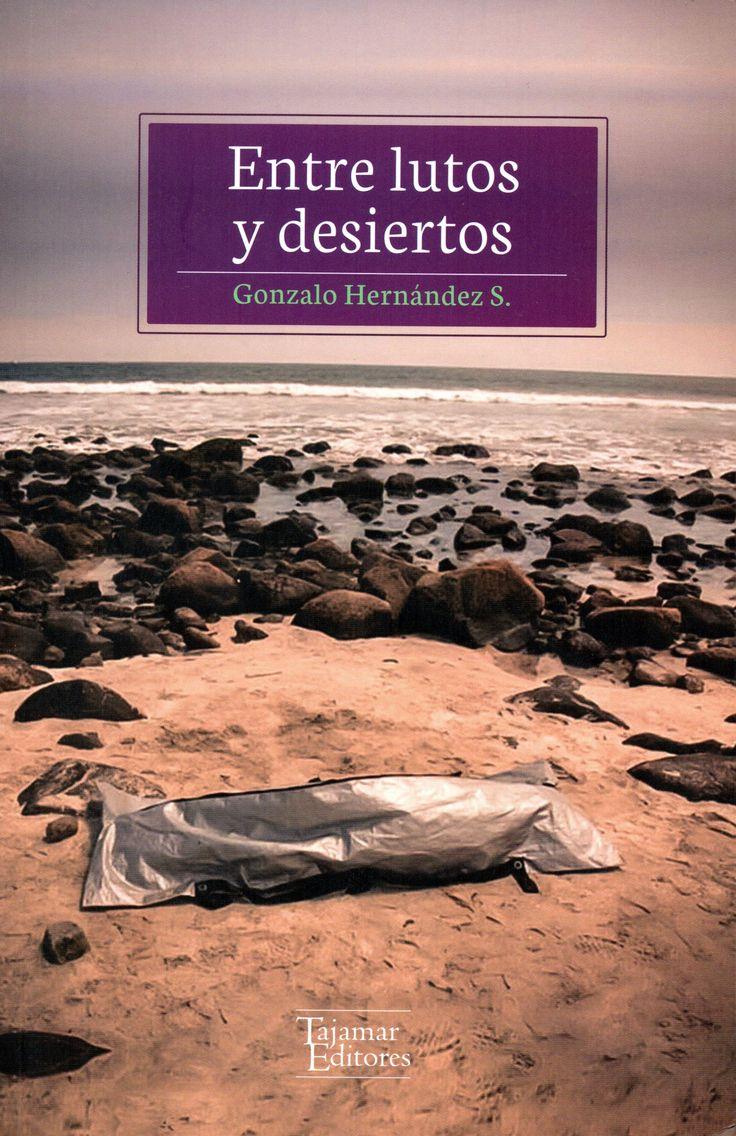 Entre lutos y desiertos.  Detective Gustavo Huerta, quién además es filósofo. Gonzalo Hernández (Santiago, 1978).