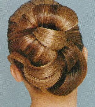 I've had this pic saved forever as my dream wedding hair.