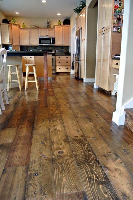 8 best Douglas Fir Wide Plank Flooring images on Pinterest ...