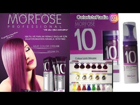 Catalogue Morfose مورفوز كتالوج Radiaia Coloriste Youtube In 2021 Color Locks Hair Hair Straightener