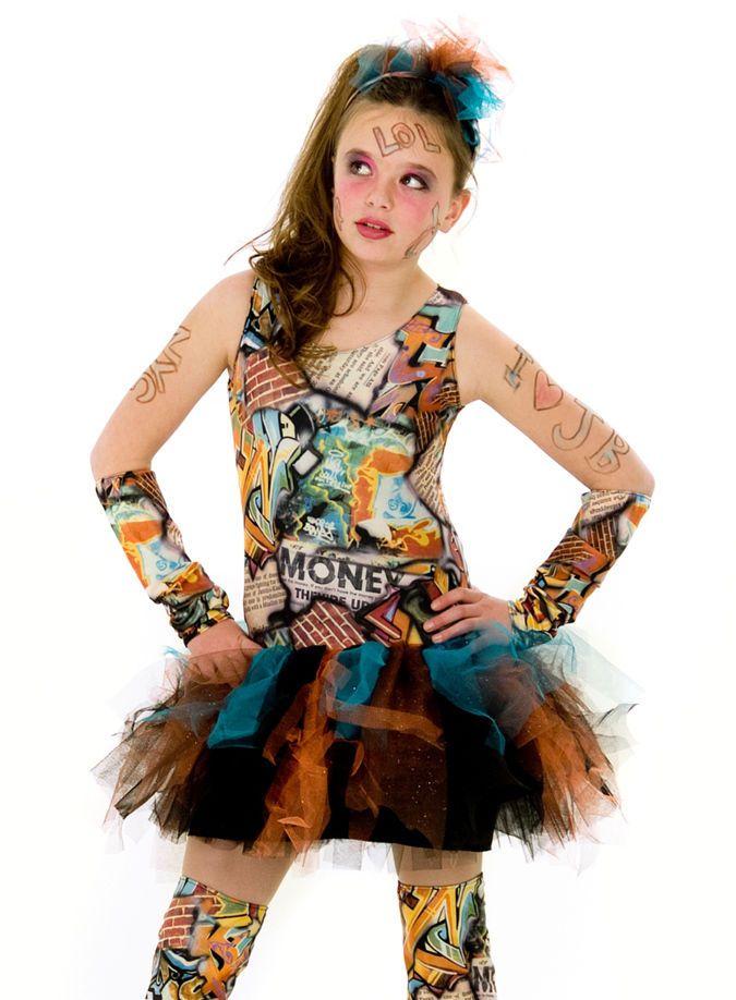 kids rock star costume ebay - 80s Rocker Halloween Costume