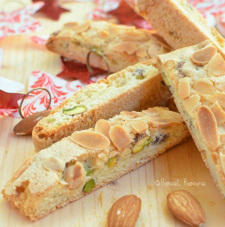 croquants amandes et pistaches