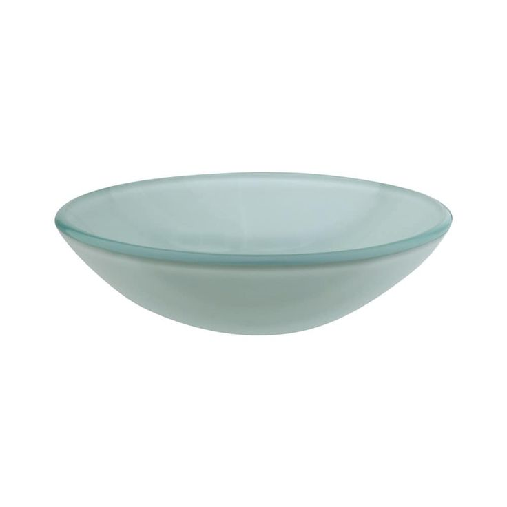 Shop Elements of Design EDVSPF Fauceture Temper Glass Vessel Sink at The Mine. Browse our vessel sinks, all with free shipping and best price guaranteed.
