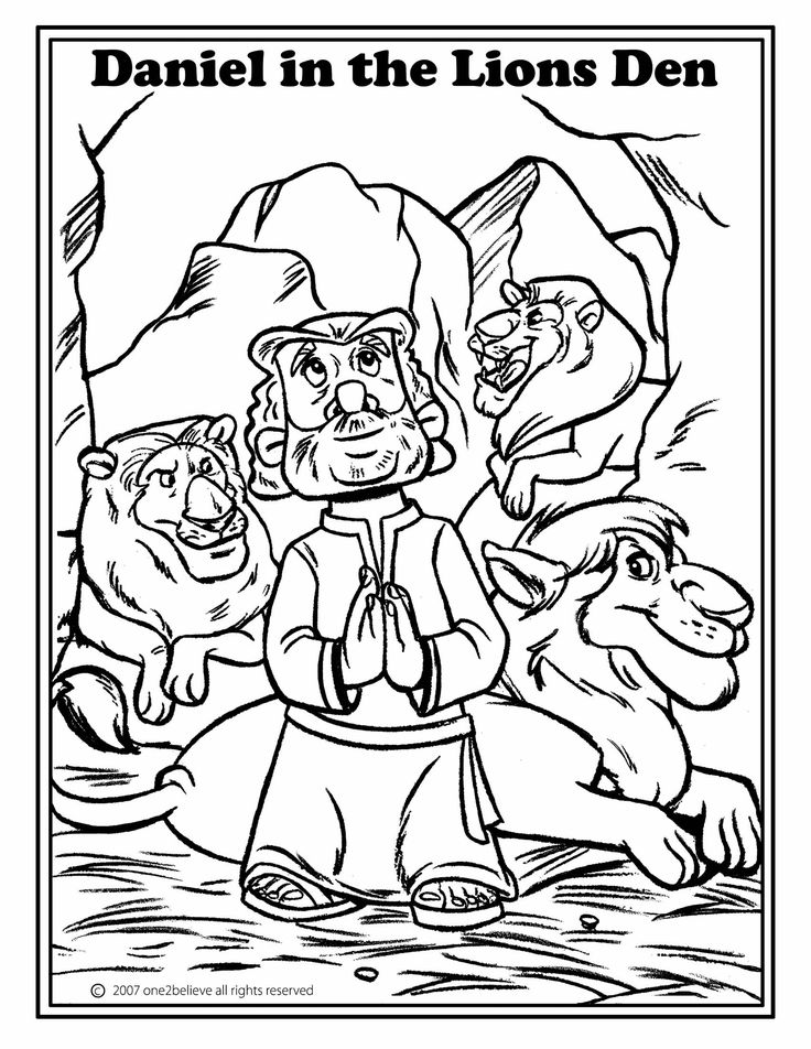 Free Printable David And Goliath Coloring Pages All About For Kids