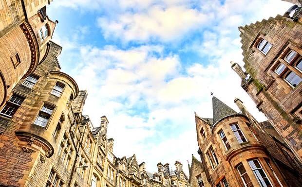 Edinburgh city break guide