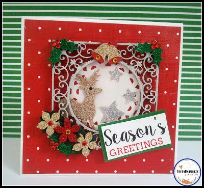 HappyMomentzz crafting by Sharada Dilip: The little birdie PAPER Packs - Christmas theme