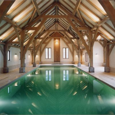 Timber Frame Company : Oak Framed Houses And Buildings | Timber Frame  Buildings. Indoor Swimming PoolsUnderground ...