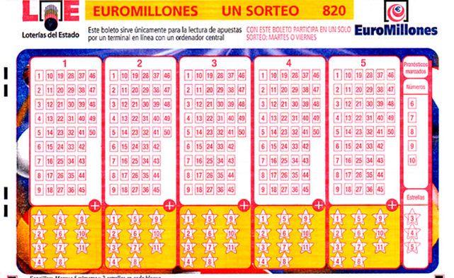 El nuevo Euromillones con apuestas más caras dispara un 20% las ventas