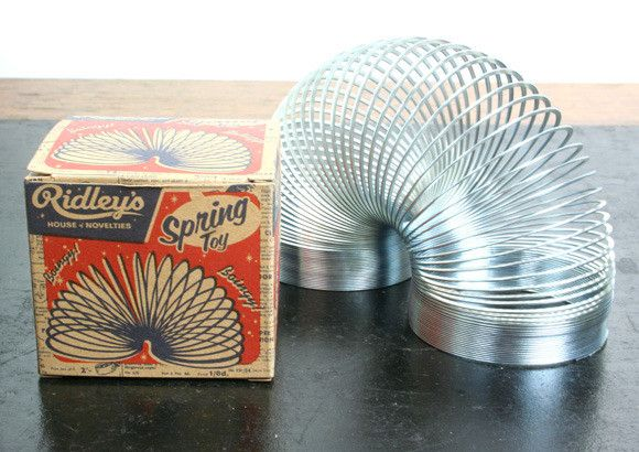 Ridley's Slinky Spring Toy