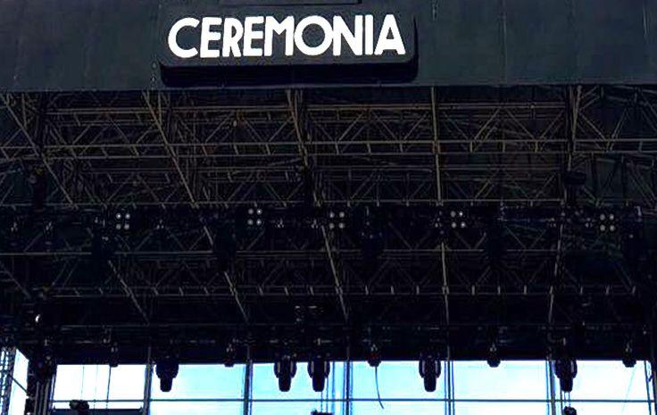 El día de hoy se confirmó la cancelación del Festival Ceremonia 2017. Una noticia que impactó a los asistentes al evento, que vieron cancelado
