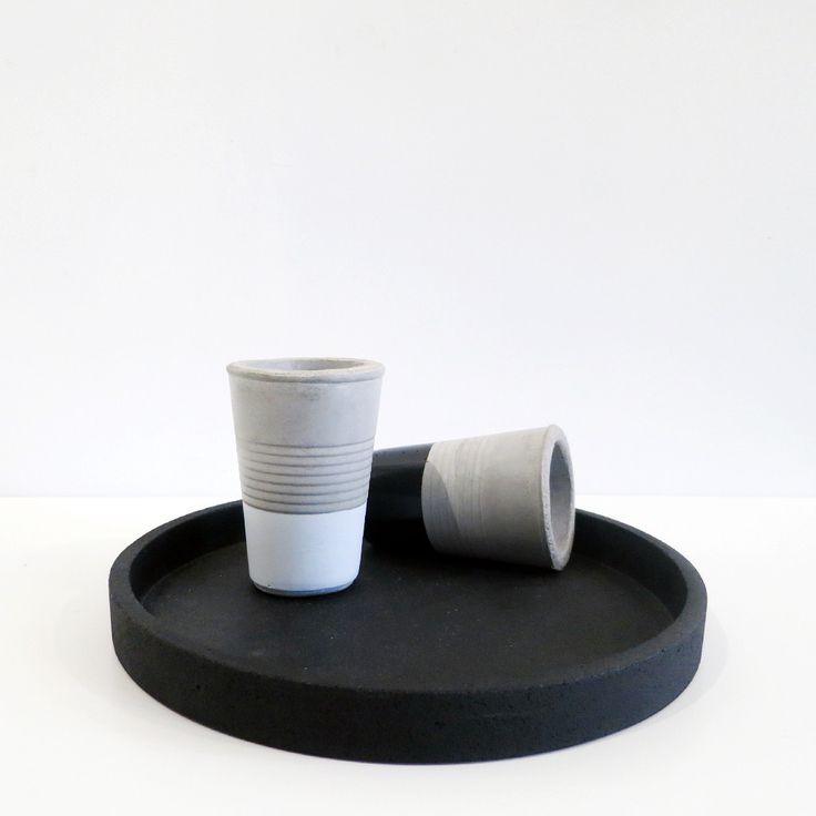 HARDEN UP CONCRETE CUPS - BASICS