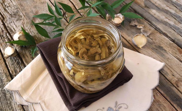 Melanzane sott'olio, gustosa conserva per l'inverno